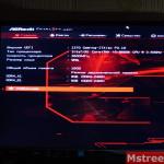Bios материнской платы ASRock Fatal1ty Z370 Gaming-ITX/ac