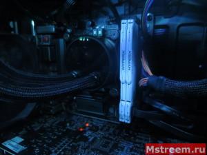Оперативная память Kingston HyperX Fury. ASRock Fatal1ty Z370 Gaming-ITX/ac