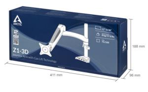 Коробка Arctic Z1-3D