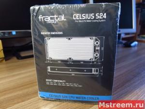 Система водяного охлаждения процессора Fractal Design Celsius S24