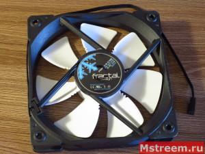 Вентилятор Fractal Design Dynamic X2 GP-12