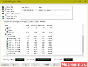 Тест и обзор кулера для процессора Кулер Arctic Alpine 12. Частоты процессора