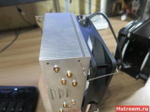 Кулер Arctic Freezer 34 eSports DUO vs Arctic Freezer 33