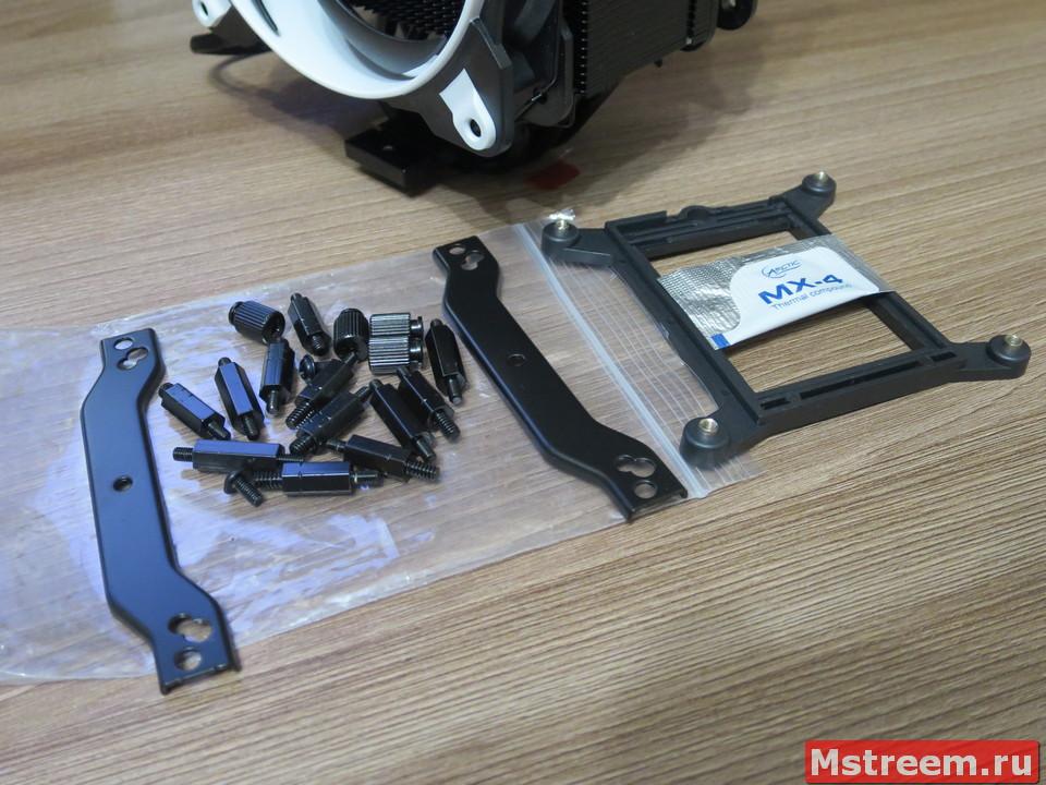 Комплект поставки кулера Arctic Freezer 34 eSports DUO
