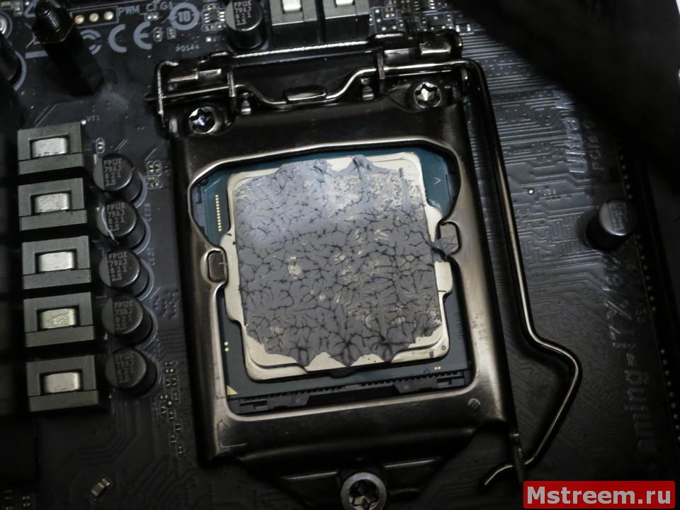 Охлаждение процессора с помощью кулера Arctic Freezer 34 eSports DUO