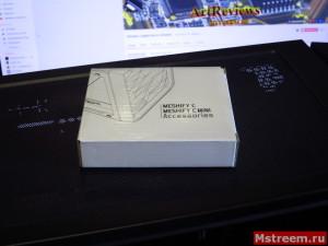 Комплектные аксессуары. Корпус Fractal Design Meshify C Mini