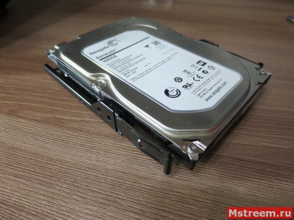 Корзина под накопители (HDD и SSD). Корпус Fractal Design Meshify C Mini