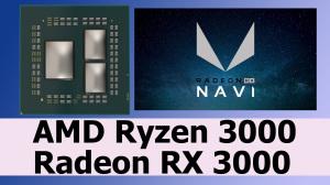 Презентация Новых Процессоров AMD Ryzen 3000 (Zen 2)