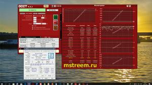 Разгон Intel Core i5 8600K 4.8 ГГц на материнской плате ASRock Z390 Extreme 4