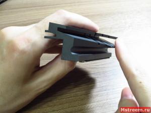 Радиаторы охлаждения цепей питания на материнской плате ASRock Z390 Extreme 4