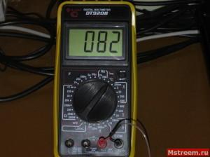 Температура цепей питания процессора (VRM) на материнской плате ASRock Z390 Extreme 4