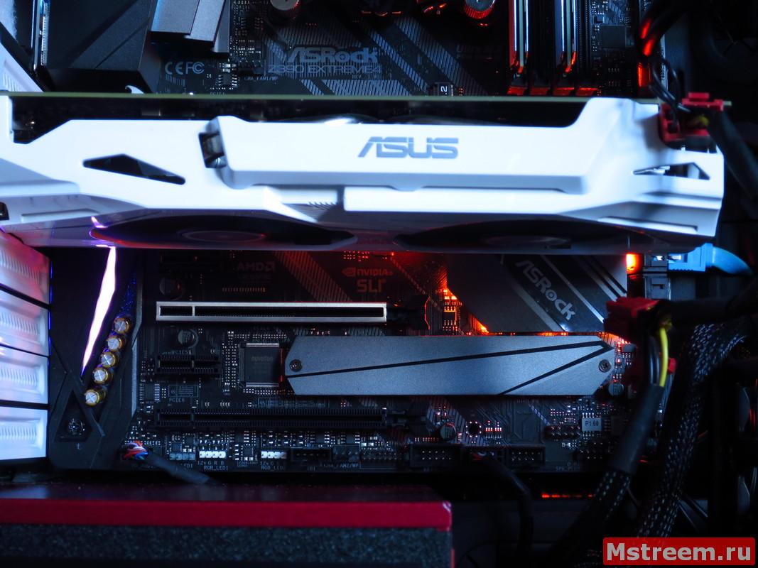 Сборка компьютера на материнской плате ASRock Z390 Extreme 4