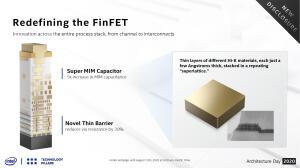 Техпроцесс Intel 10 нанометров (10SF)