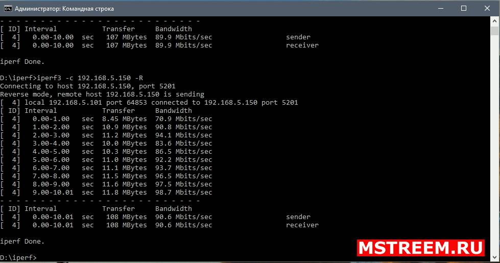 Тест скорости Wi-Fi Mesh системы Tenda MW3 (Tenda Nova)