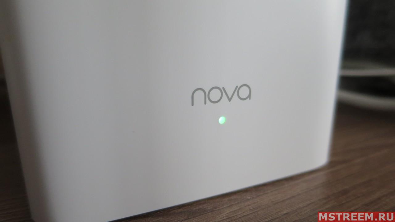 Дизайн Wi-Fi Mesh системы Tenda MW3 (Tenda Nova)