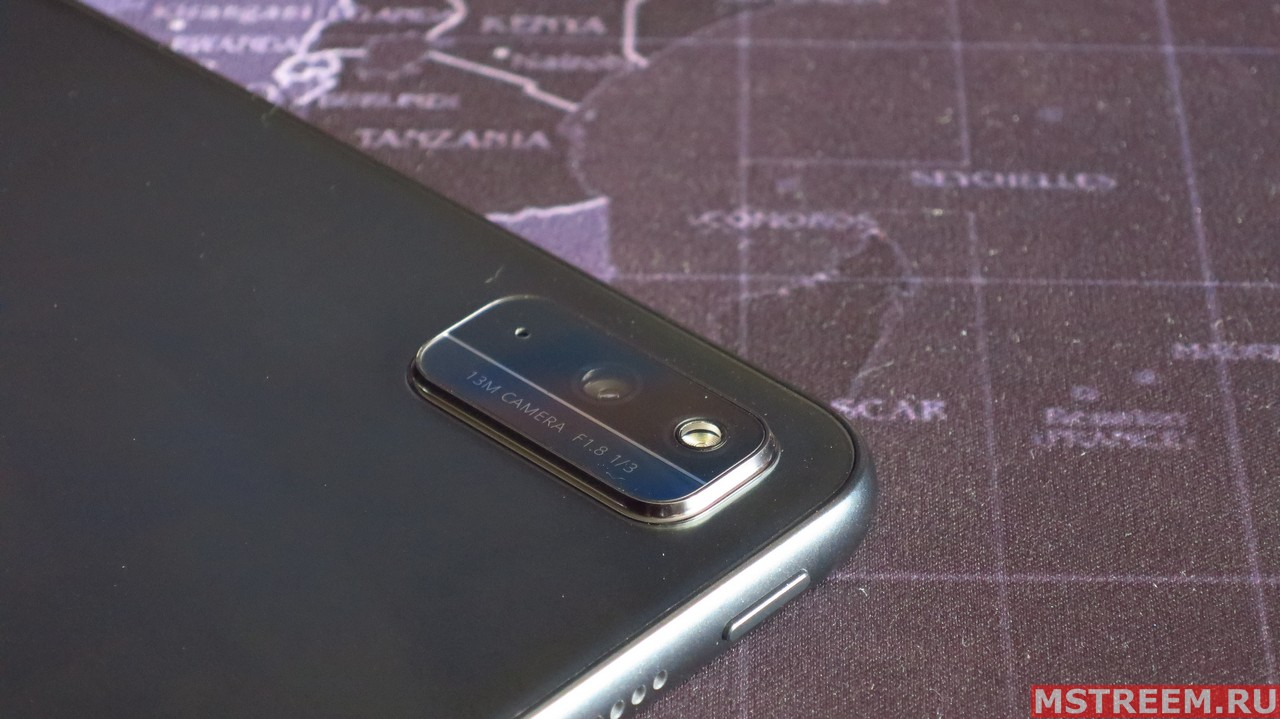Материалы корпуса планшета Honor Pad V6