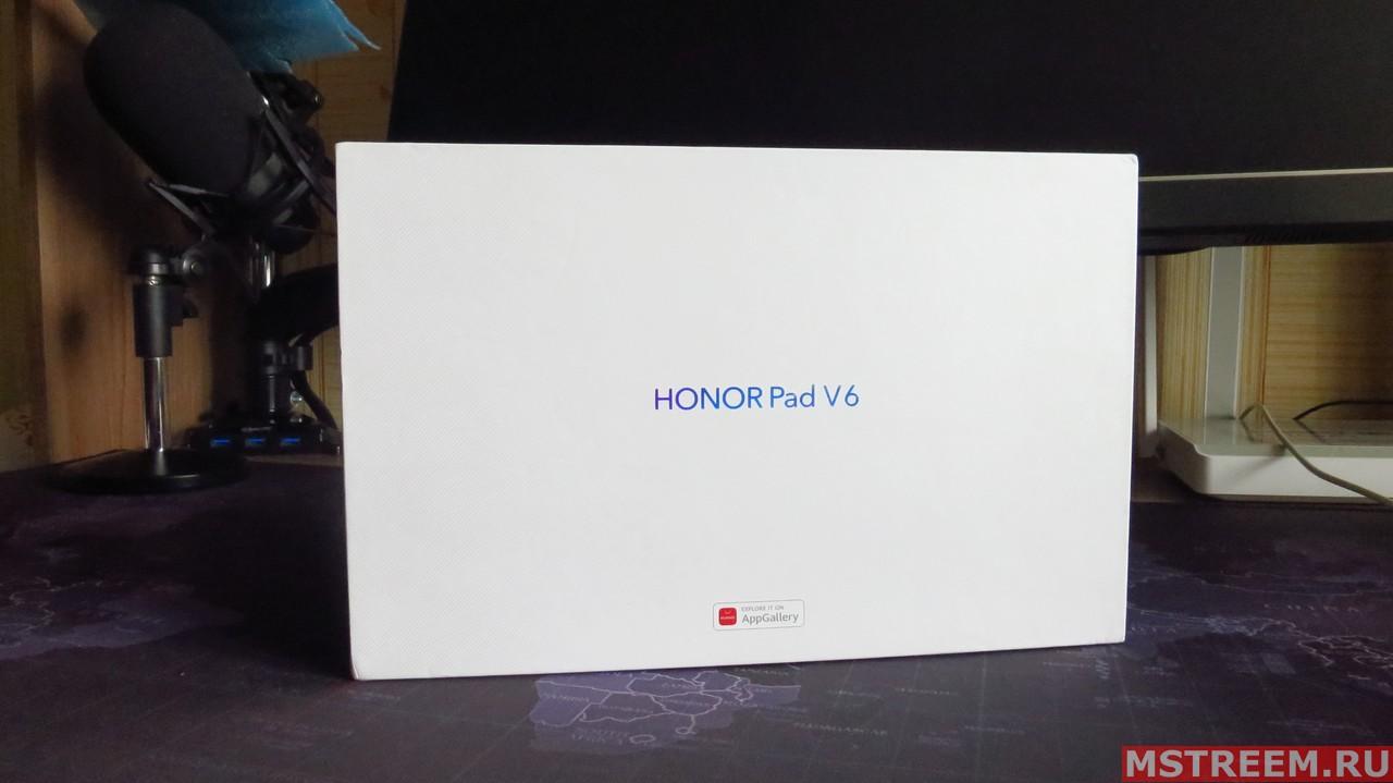 Обзор планшета Honor Pad V6