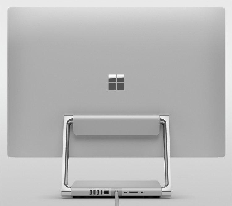 Microsoft Windows: Surface Studio